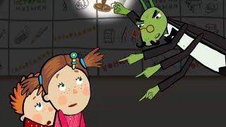 Видеть музыку (1 эпизод) | Развивающий мультфильм для детей