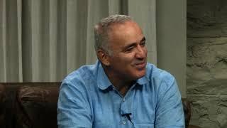 2018 Champions Showdown: Kasparov's Interview | Day 4
