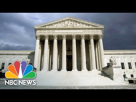Watchdog Wants Supreme Justices To Be Accountable | NBC News