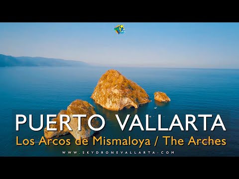 Visita Los Arcos de Mismaloya / Going through The Arches in Puerto Vallarta