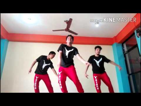 Hip hop dance in Nepal.Y-stand Dance School. Hotel Kid Ink.......