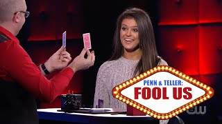 Can quantum physics fool them? - Till Haunschild on Penn & Teller: Fool Us