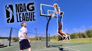 NBA G-LEAGUE TEAMS ASKED ME TO TRYOUT!