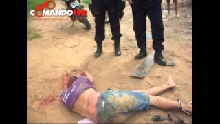 www.comando190.com.br - Suspeito quase e linchado