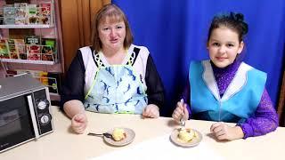8-й выпуск кулинарной мастерской ''БиблиоКухня''. Библиотека с. Нижнетамбовского