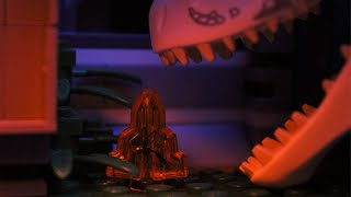 LEGO Jurassic World: Fallen Kingdom 2018 Stop Motion Movie Video Official Trailer 2