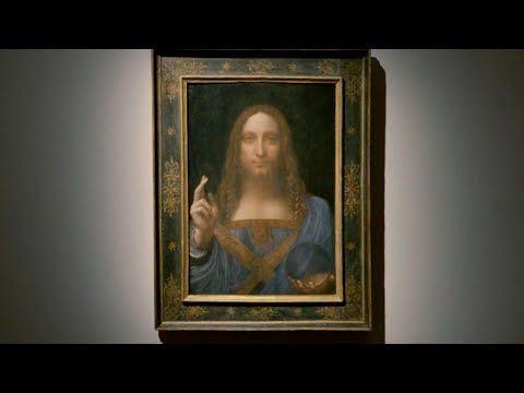 Speculation mounts about mystery buyer of $450M Leonardo da Vinci painting