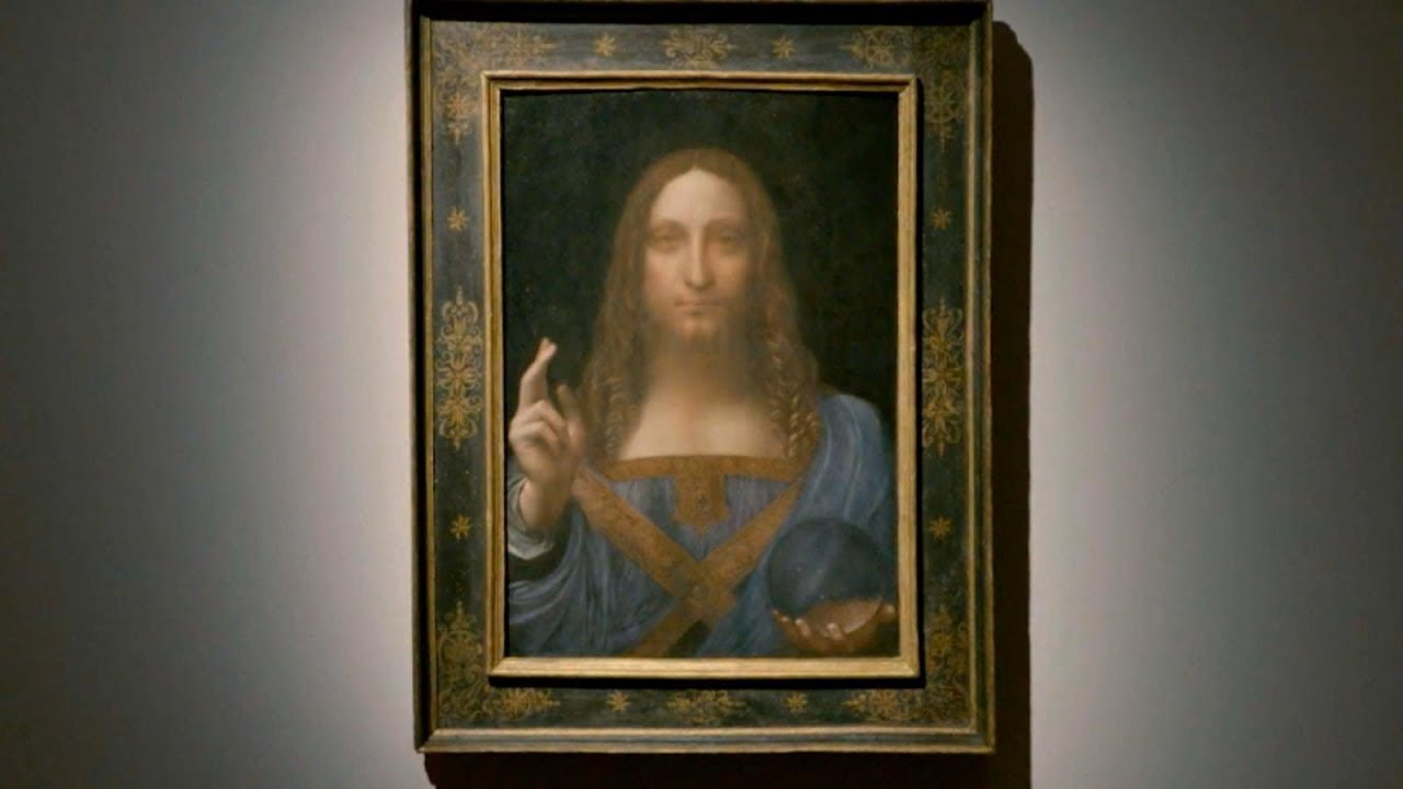 Salvator Mundi Buyer >> Speculation mounts about mystery buyer of $450M Leonardo da Vinci painting - YouTube