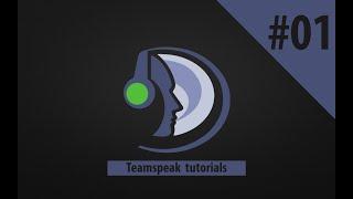 [Teamspeak Permissions] | Ep. #01 | Introduction & Basics