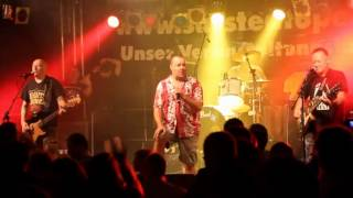 Peter and the Test Tube Babies - Banned from the Pubs (Live @ Sarstedt Open Air 07.09.2013)