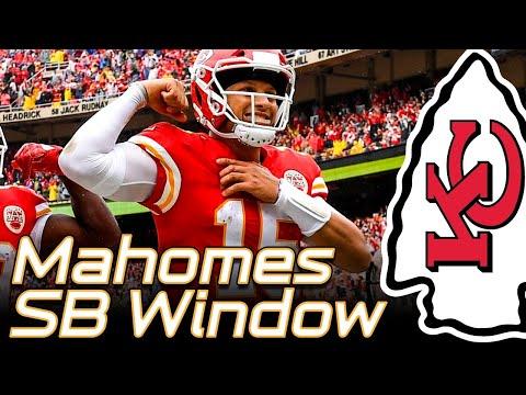 Patrick Mahomes and Chiefs Super Bowl Window  – Q&A  |  Kansas City Chiefs News 2019 NFL