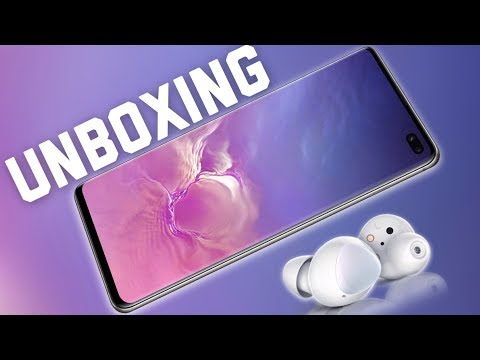 Apple Sheep Unboxes Galaxy S10+ and Galaxy Buds