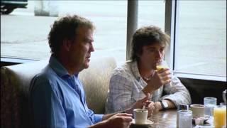 Top Gear Bonneville Special - Breakfast