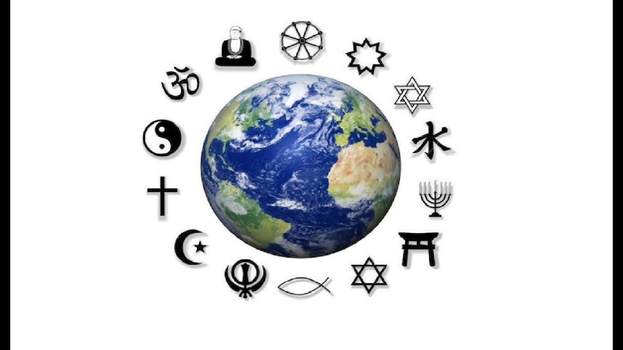 Top Greatest Most Followed Religions In The World YouTube - Top religions in the world