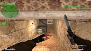 CS Portable gameplay 3 Dust
