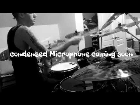 Improvised Metal Drumming