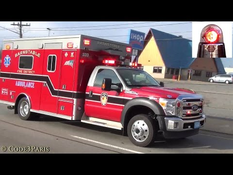 Barnstable Co. Fire District Ambulance