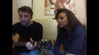 Falling Slowly - Dave Hodgson and Sara Fedullo (Glen Hansard and Marketa Irglova cover)