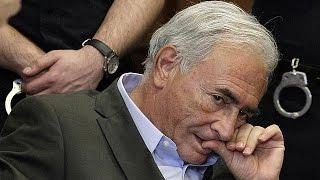 Dominique Strauss-Kahn erneut wegen Sexvorwurfs vor Gericht