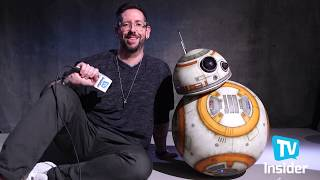 BB-8 Gives Us the Scoop on