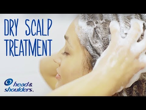 How To Take Care Of Natural Hair: Dry Scalp Treatment | Head & Shoulders