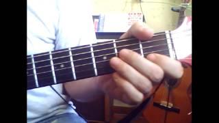 Сплин - Черная волга (Аккорды на гитаре)