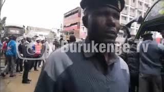 Rogue Matatus in Nairobi