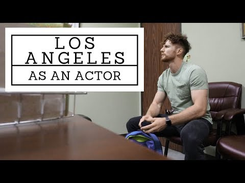 A Day in the Life of an Actor    Los Angeles Acting