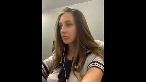 webcam livestream (camgirl)