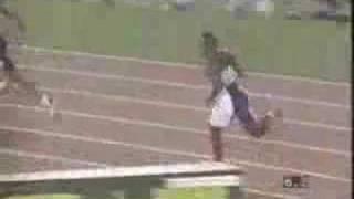 Michael Johnson 400m Dünya rekoru (forumtr)