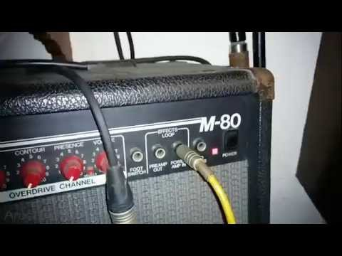 Gear Rundown: Amyt Datta (Part 5/19) – Guitar Amplifiers, Cables and Strings