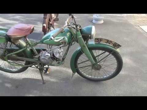 1939 Wanderer Sachs 98ccm zu verkaufen