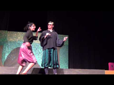 Shakespeare in Hollywood by South River High School Edgewater, MD 4-17-15