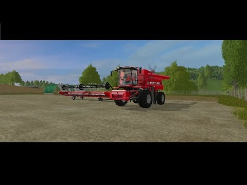 FS17 Timelapse 15 (The Valley The Old Farm) - Brand New Combine Harvester!