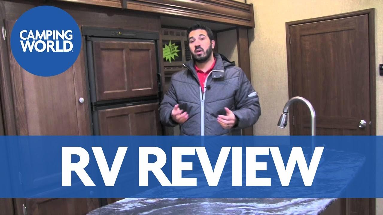 2016 Keystone Sprinter 347FWLFT | Bunkhouse | Loft | Fifth Wheel - RV Review