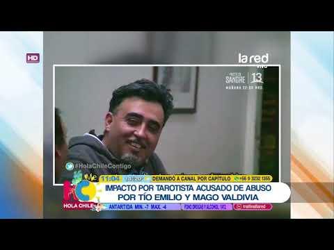 Tarotista funado por Emilio Sutherland se defiende en Hola Chile