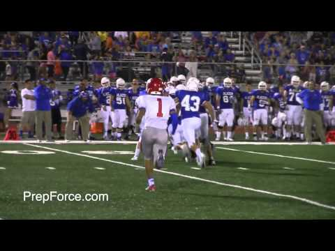 2014 WR Michael Murphy mid 2013 season highlight remix