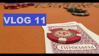 Put to the test by a top pro | Poker Vlog 11