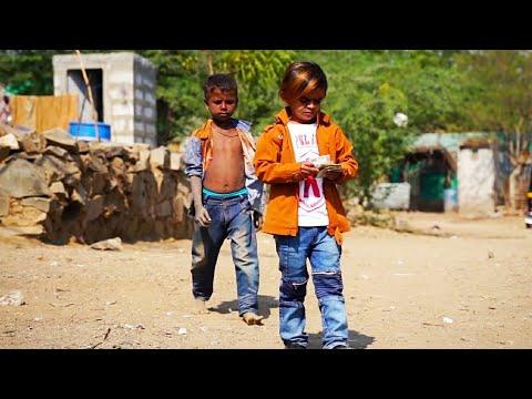 छोटू इंटरनेशनल भिकारी | CHOTU INTERNATIONAL BHIKARI | KHANDESH COMEDY VIDEO 2019