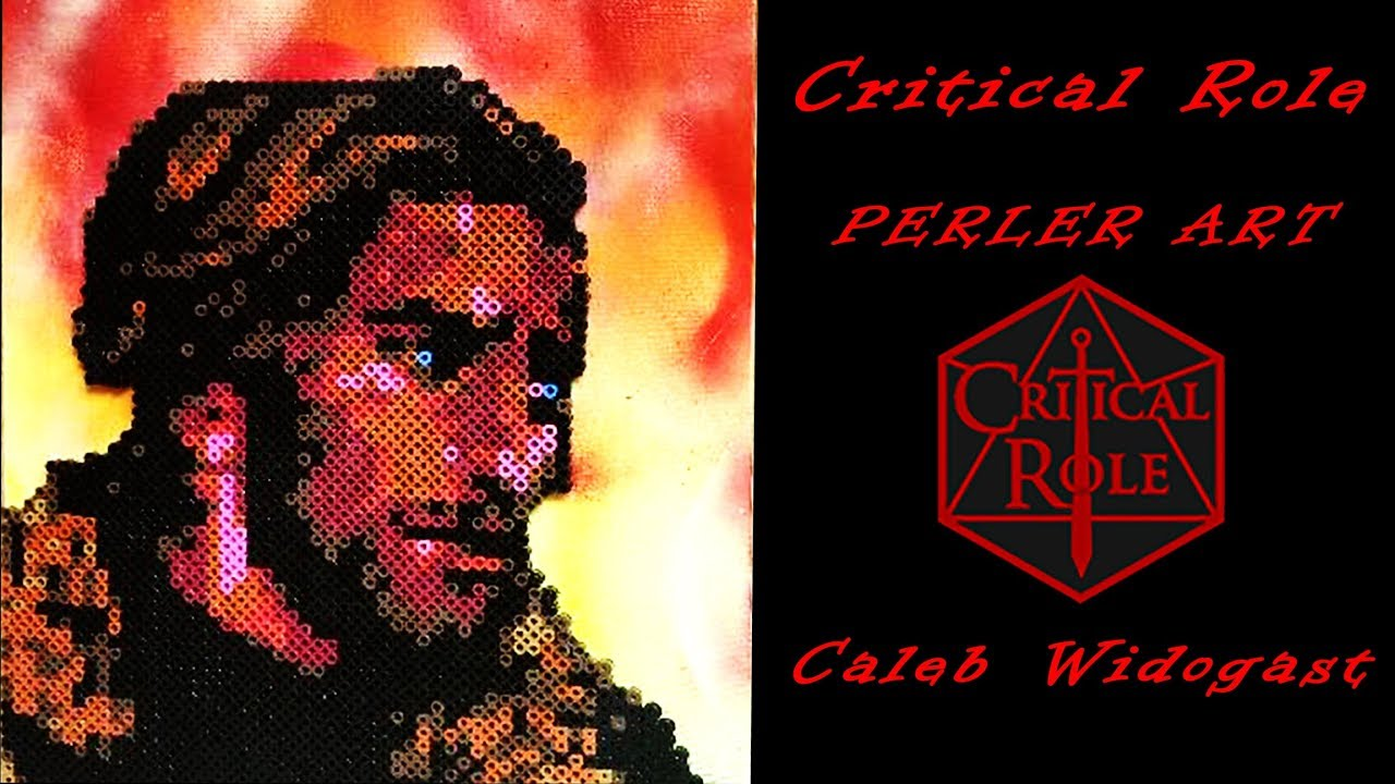 Caleb Widogast Perler Art Critical Role Fan Art Youtube The permanent page for widogast's cats will always be available on the mighty nein rolls and records page. caleb widogast perler art critical
