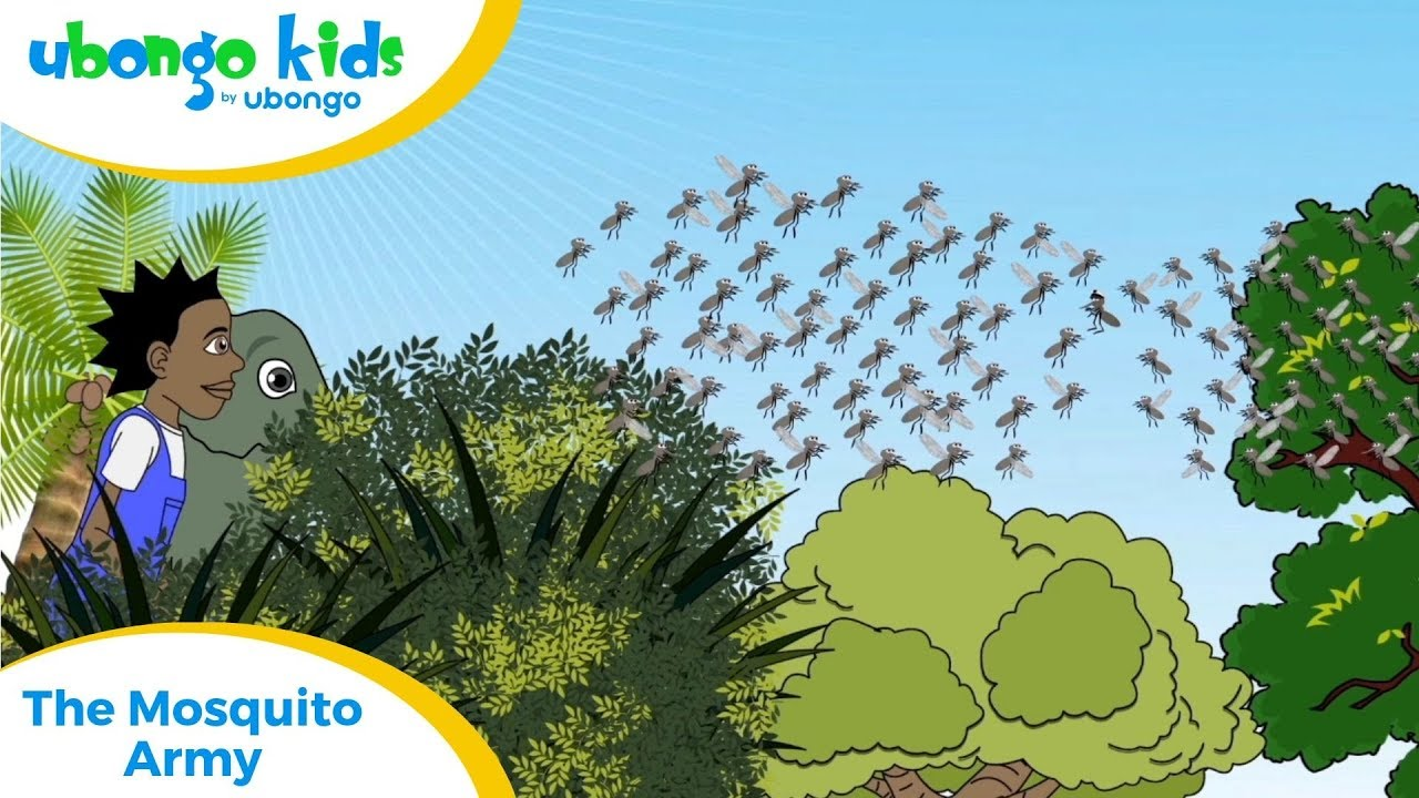 Full Episode #15: Mosquito Army | Ubongo Kids | Educational Cartoons from Africa