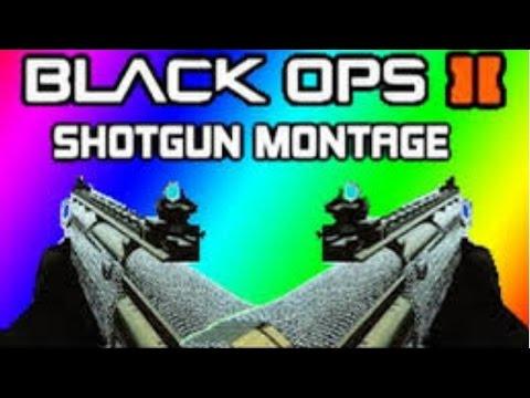 VanossGaming|Black Ops 2 Shotgun Montage, M1216,KSG and Axe Combat Clips...