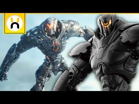 Obsidian Fury Jaeger Explained | Pacific Rim: Uprising