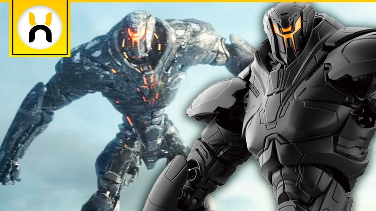 Obsidian Fury Jaeger Explained | Pacific Rim: Uprising ... Pacific Rim Jaeger