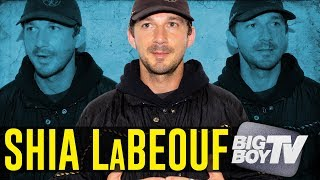 Download Shia LaBeouf on His Benefit Show 'Sacred Spectacle' Upcoming Movie w/ Bobby Soto, Sobriety Mp3 and Videos