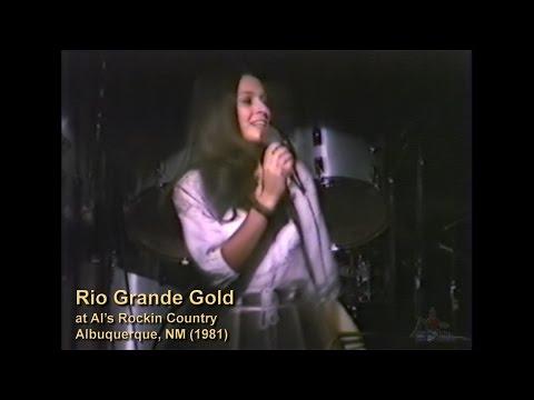 Rio Grande Gold - Live at Al's Rockin' Country (1981)