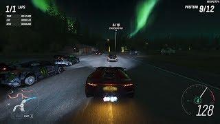 "Forza Horizon 4 - ""The Leviathan"" Fortune Island Final Dirt Race w/ Lamborghini Aventador J"