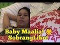 Nakakatuwa! Pokwang's baby to Lee baby Maalia caught on camera SOBRANG likot!