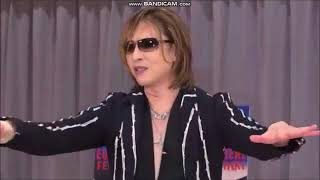 YOSHIKI CHANNEL 伝説対談SP VOL14  YOSHIKI ☓ 乃木坂46 生駒里奈&高山一実 生出演!