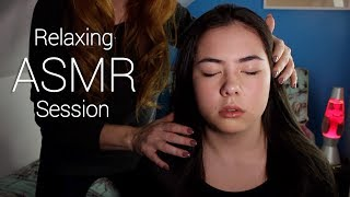 Sleepy Hair, Scalp & Ears 😌 ASMR Treatment